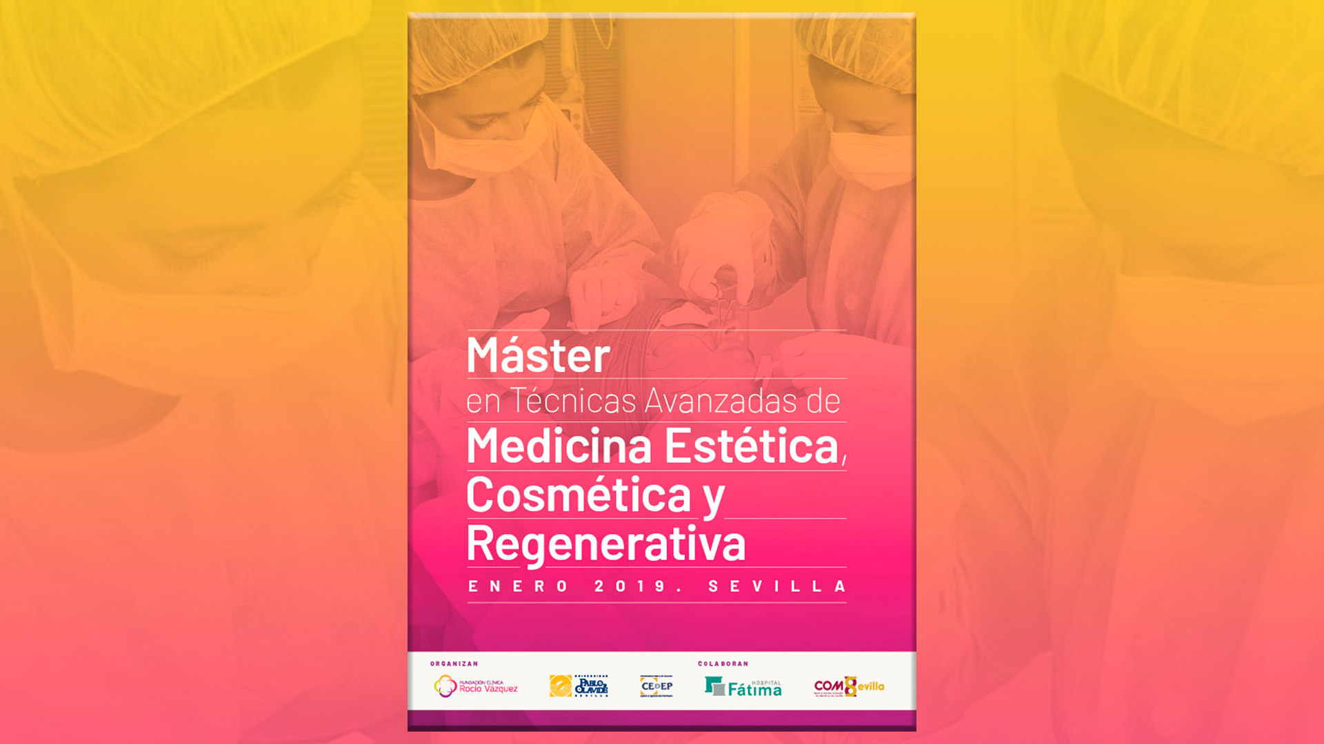 máster en medicina estética en Sevilla